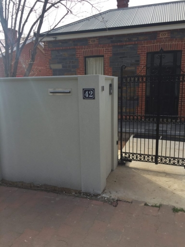 SIP Fencing allows many features to be added such as letter boxes and security features