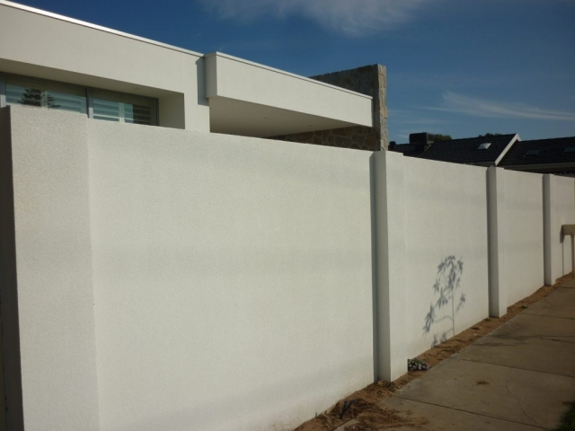 The acoustic performance of the fence gave a significant Db reduction for the homeowners who had children