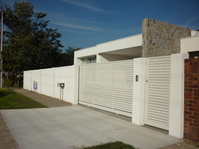 SIP panels make it very easy to add elecrical components into the wall